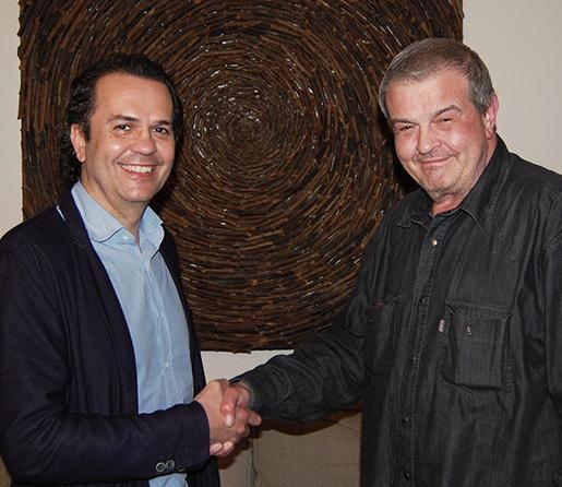 Roberto Santilli Fondazione Otto Dylan Dog