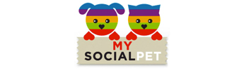 logo my social pet